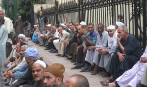 دراسة عن وضع العمال في مصر