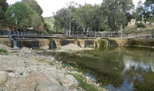 المياه في منطقة مرجعيون