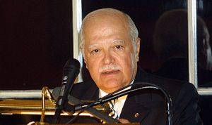 عصام فارس يعود الى لبنان
