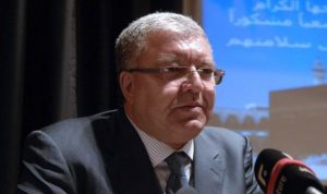 المشنوق عرض شؤون العاصمة مع لقاء بيروت الوطني