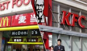 الصين: اعتقال 5 موظفين في فضيحة غذائية طالت مطاعم أجنبية مثل KFC وMcDonalds