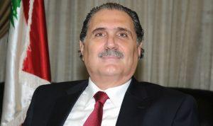 جريصاتي بحث مع سفير تونس في تفعيل الاتفاقات القانونية