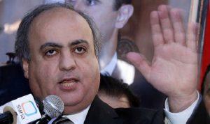 وهاب: للإلتفاف حول الدولة والجيش والأمن ذاتي عبء