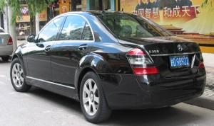 مرسيدس تسحب سيارات ذكية معيبة من الصين