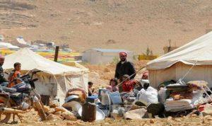 جولة للجيش على مخيمات عرسال