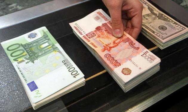 اليورو والدولار يرتفعان مقابل الروبل الروسي