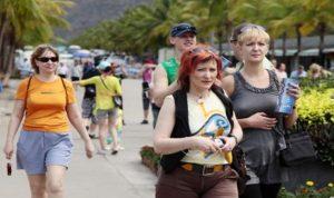لماذا انخفض عدد السياح الروس في الخارج بنسبة 40٪؟