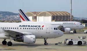 هبوط طائرة فرنسية في مطار القاهرة بسبب عطل فني