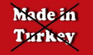 """حملات مصرية مكثفة لوقف انتشار شعار """"صنع في تركيا"""""""