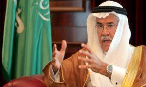 وزير النفط السعودي: السوق هي التي تحدد اسعار النفط ورفع أسعار الطاقة المحلية قيد الدراسة
