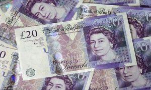 الإسترليني يتراجع أمام الدولار