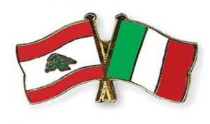 السفير الإيطالي: إستقرار لبنان يمر عبر إنتخابات رئيس