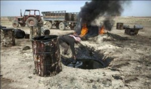 """واشنطن تهدد بمعاقبة مشتري النفط من """"داعش"""""""