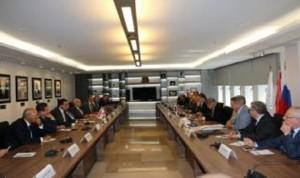 شقير اعلن انشاء مكتب لمتابعة التصدير الى روسيا زاسبكين: مستعدون للمساعدة في ادخال منتجات لبنان الى بلادنا