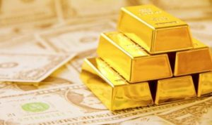 الذهب يهبط من أعلى مستوى في ثلاثة أسابيع