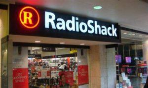 راديو شاك تقدم طلبا لاشهار الافلاس لحمايتها من الدائنين