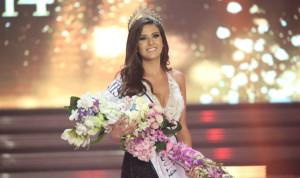 بالصور… سالي جريج ملكة جمال لبنان 2014