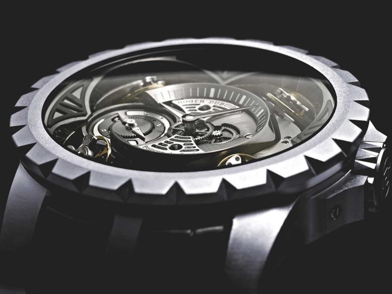 """f65ee47c546e4 ساعة """"جيجر لوكولتر"""" Jaeger-LeCoultre s Hybris   تبلغ قيمتها 1.5 مليون  دولار، وتتكون من 1472 جزءًا، وتعد من أكثر الساعات تعقيدًا في العالم،  واستغرق تطويرها 5 ..."""