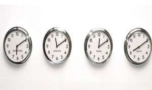 لا تنسوا تقديم الساعة!