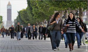 64.5 في المئة من سكان تونس في سن العمل