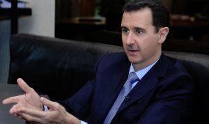الأسد التقى ولايتي: السعودية وتركيا تدعمان الإرهاب