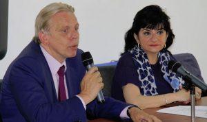 لقاء مع السفير البلجيكي في الانطونية بعبدا