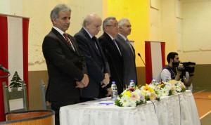 """ندوة """"قواتية"""" في البترون: لتحييد لبنان عن صراعات المنطقة"""