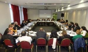 """جلسة نقاش عن """"الشركات الصغيرة والمتوسطة الحجم"""" لمركز الشرق للدراسات الاستراتيجية"""