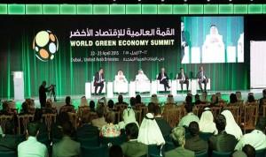 قمة الاقتصاد الأخضر تختتم أعمالها بـ «إعلان دبي 2015»