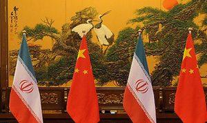الرئيس الصيني لإيران: ندعم الاتفاق النووي