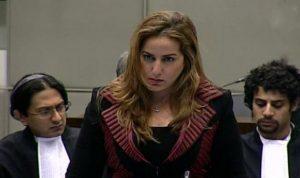 كرمى خياط من لاهاي: المحكمة أنشئت من مالنا