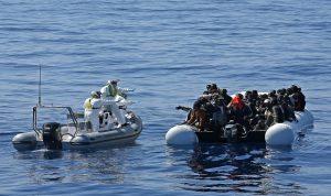 مقتل 3 اطفال وامرأة من المهاجرين غرقا في بحر ايجه