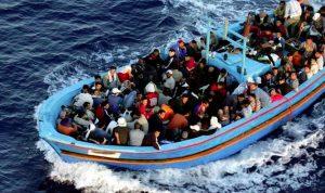 خفر السواحل الإيطالي: غرق 12 مهاجرًا غير شرعي قبالة السواحل الليبية
