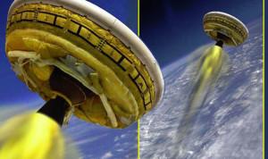 """""""ناسا"""" تستعدّ لاختبار أوّل أطباقها الطائرة!!"""