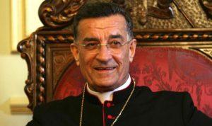 الراعي يتابع المجرَيات من الفاتيكان وهو على تنسيق مع الجميع