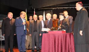 البطريرك صفير من بيت عنيا مكرّمًا: ملكوت الله برّ وسلام ومحبة