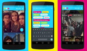 """""""فايسبوك"""" تطلق تطبيق Riff لإنشاء فيديوهات جماعية"""