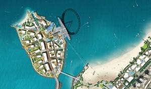 دبي: بناء جسور لجزيرة سياحية بكلفة 475 مليون درهم