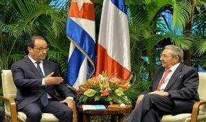 الاتحاد الأوروبي يرى كوبا «نسبة مئوية» في معدلات النمو