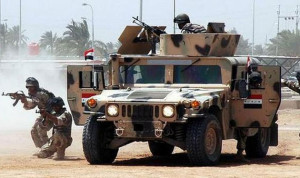 القوات العراقية تقترب من وسط الرمادي ومقتل أول قيادي إيراني في الأنبار!