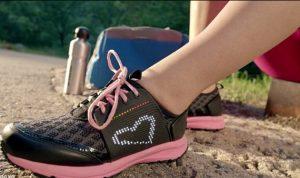 أحذية ذكية تكشف عن حالة الأشخاص المزاجية