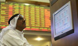 أداء جيد لمعظم البورصات العربية