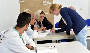 ألمانيا تود الاستفادة من خبرات اللاجئين