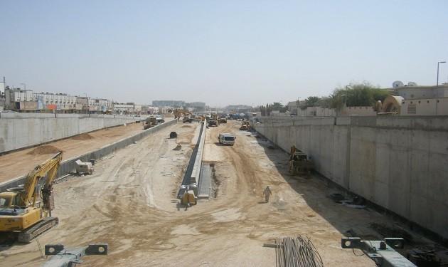 Saudi-infrastructure