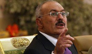 آخر كلمات علي عبد الله صالح قبل اغتياله