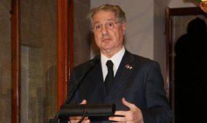 الجميل التقى سفير بريطانيا: استعداد لدعم ومساعدة لبنان