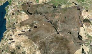 """من تدمر إلى الأنبار وحدود الأردن..""""داعش"""" يوسع دويلته!"""