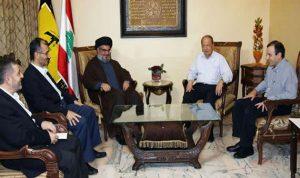"""تفاهم على """"الافتراق"""" بين """"حزب الله"""" و""""التيار"""""""