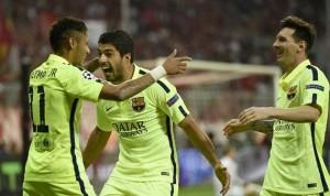 برشلونة في نهائي دوري الأبطال للمرة الثامنة