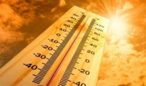 موجة حرّ إفريقية تضرب لبنان وتستمر 10 أيام!!